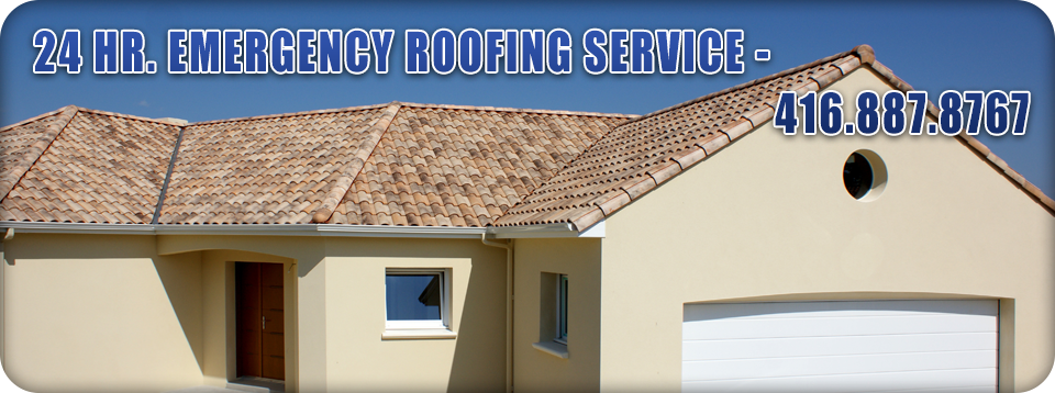 Roofing Services in Toronto - Banner 1