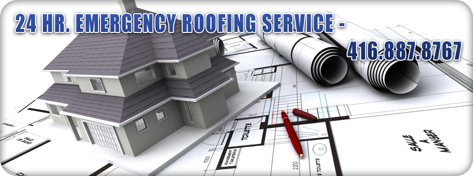 Roofing Services in Toronto - Banner 4