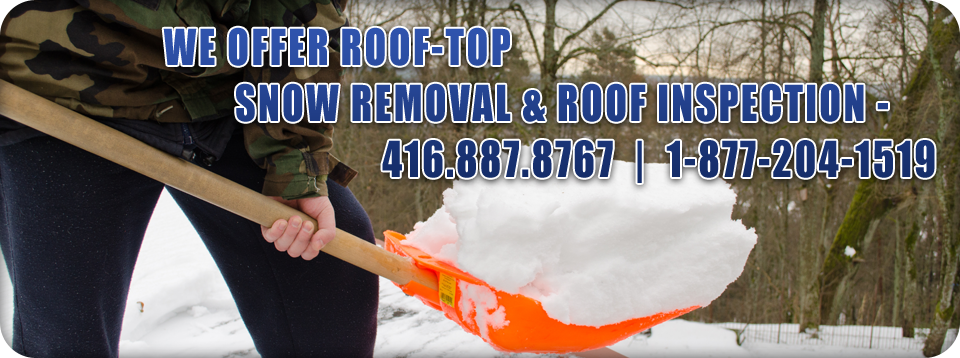 Roofing Services in Toronto - Banner 7
